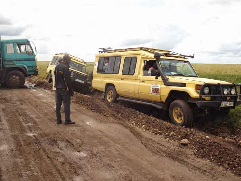 Tanzania rainy season