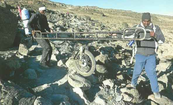 Climbing kilimanjaro difficulty