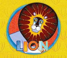 Lion tinga tinga tales DVD character