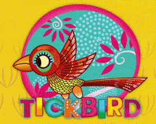 Tick bird Tinga tinga tales DVD character