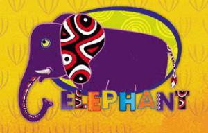 elephant tinga tinga tales DVD character