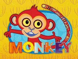 monkey tinga tinga tales DVD character