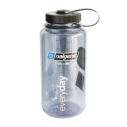nalgene tritan mouth water bottle