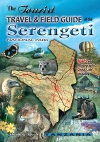 The tourist travel and field guide Serengeti national park