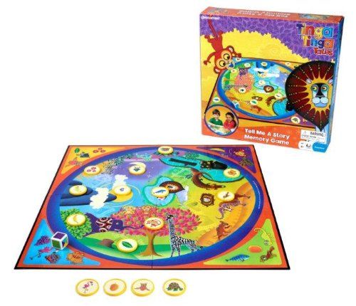 Tell me story memory game