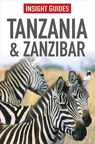 Insight Guides Tanzania and Zanzibar