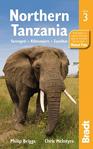 Bradt Northern Tanzania Safari Guide 3rd edition