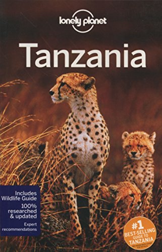 Lonely Planet Tanzania Safari Guide