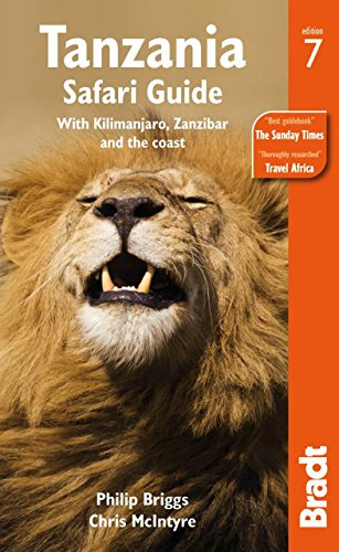 Bradt Tanzania Safari Guide 7th Edition