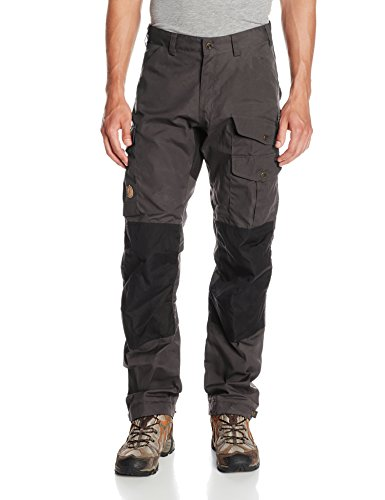 Fjallraven-Vidda-Trousers-Regular-Black