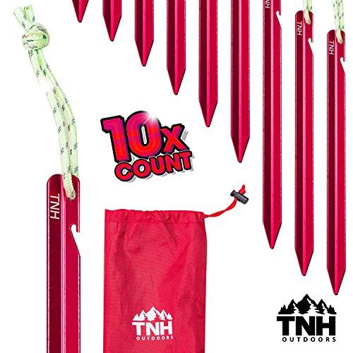 TNH-Outdoors-Aluminum-Tri-Beam-Stakes